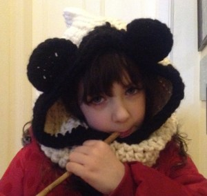 Panda hood 2