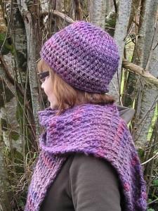 Purple hat 2