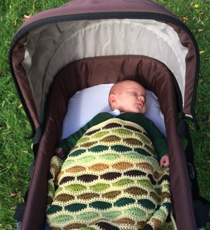 Woodland blanket 2